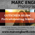 Gutschein Portraitshooting im Studio